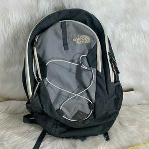 The North Face Grey Back Pack Book Bag